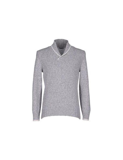 Gran Sasso | Серый Свитер