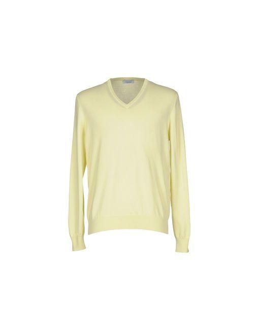 Gran Sasso | Жёлтый Свитер