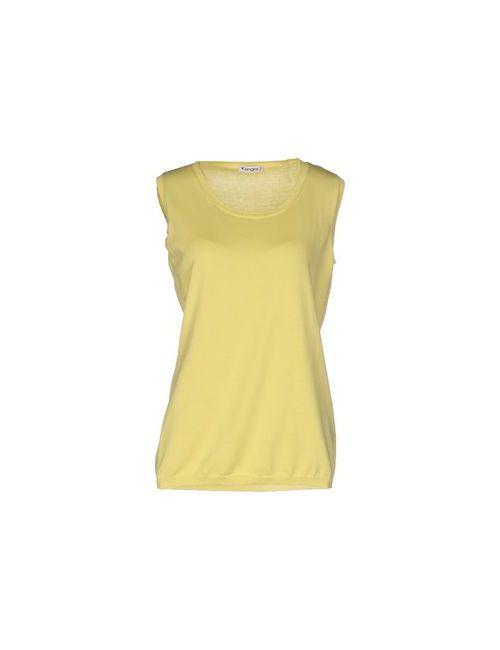 Kangra Cashmere | Жёлтый Свитер