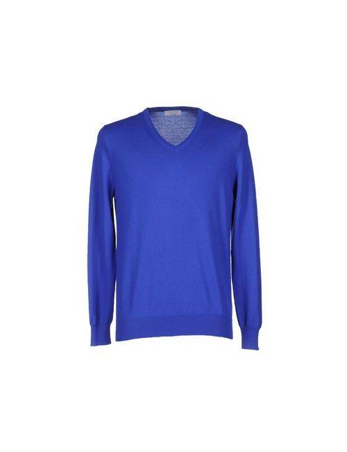 Gran Sasso | Синий Свитер