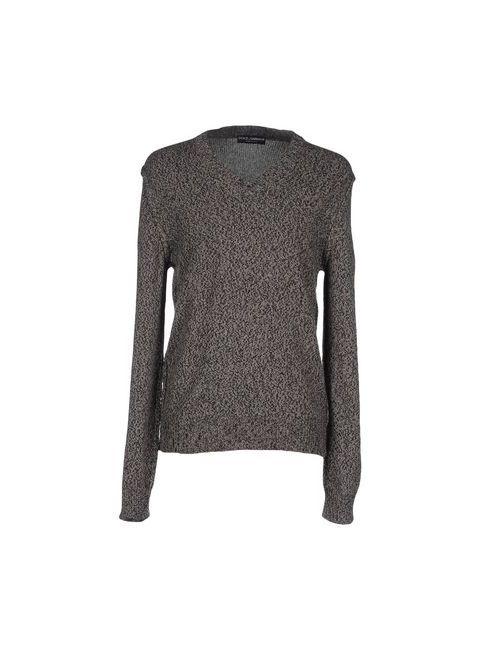 Dolce & Gabbana   Серый Свитер