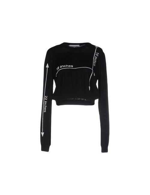 Moschino Couture   Чёрный Свитер