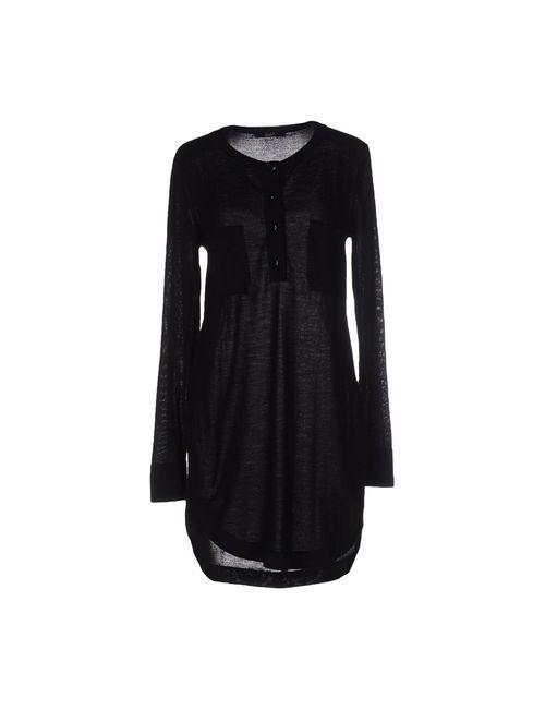 CARLA G.   Женское Чёрное Короткое Платье