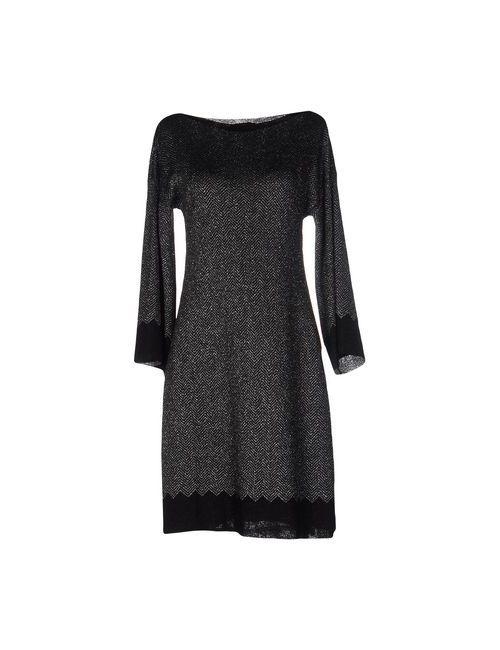CARLA G. | Женское Серое Короткое Платье