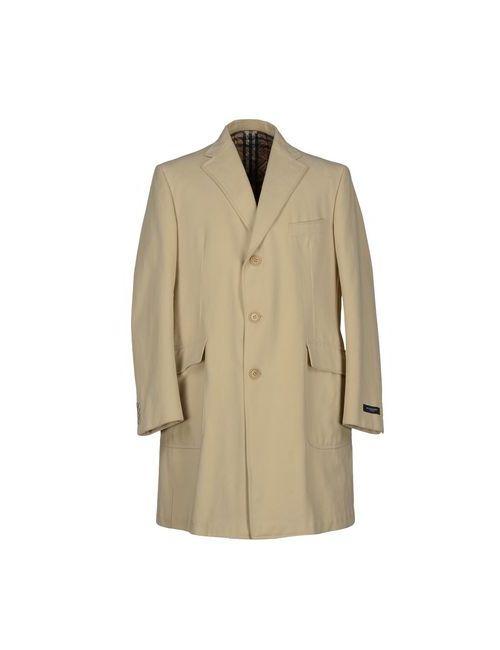 Burberry London | Мужское Бежевое Пальто