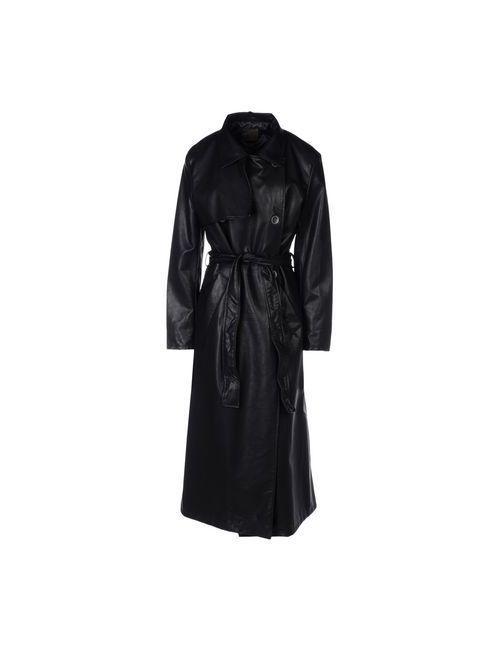 Jijil   Мужское Чёрное Пальто