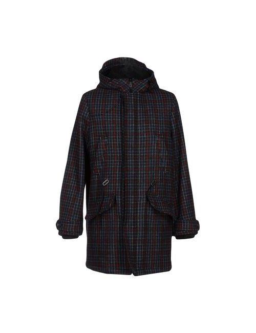 HARNOLD BROOK | Мужское Чёрное Пальто