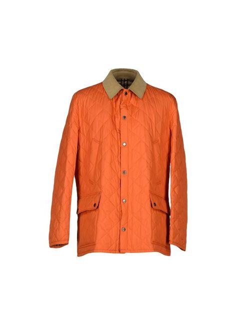 Burberry London | Мужская Оранжевая Куртка