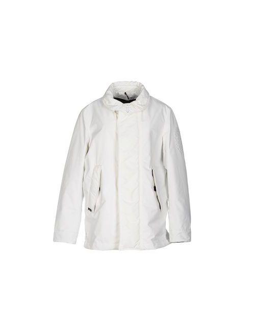 Rrd | Мужская Белая Куртка