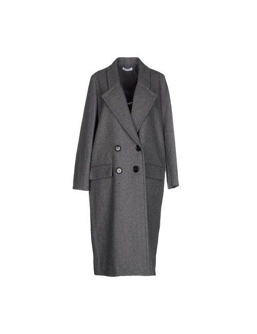 Gat Rimon | Мужское Серое Пальто