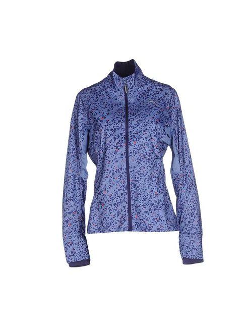 Puma | Мужская Фиолетовая Куртка