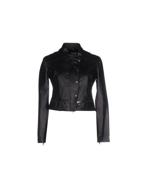 KAOS JEANS | Мужская Чёрная Куртка
