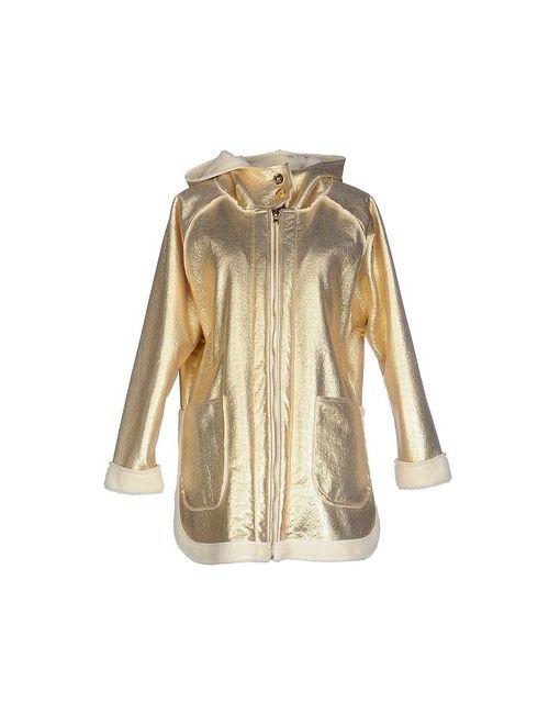 HARNOLD BROOK | Мужская Золотистая Куртка