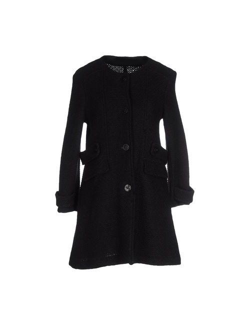 Angela Mele Milano   Мужское Черный Пальто