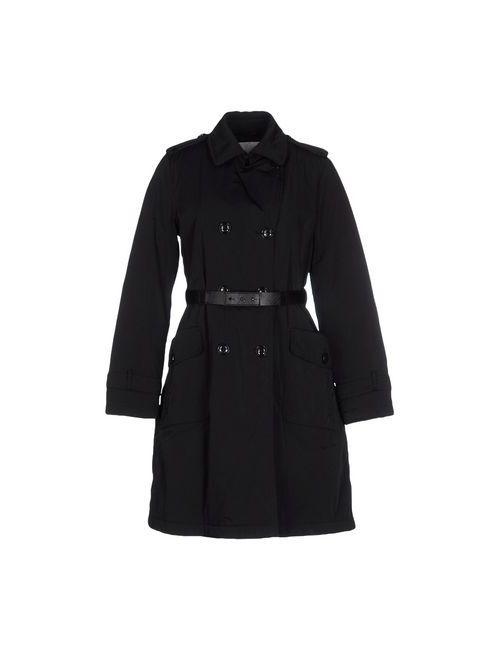 Henry Cotton's | Мужское Чёрное Пальто