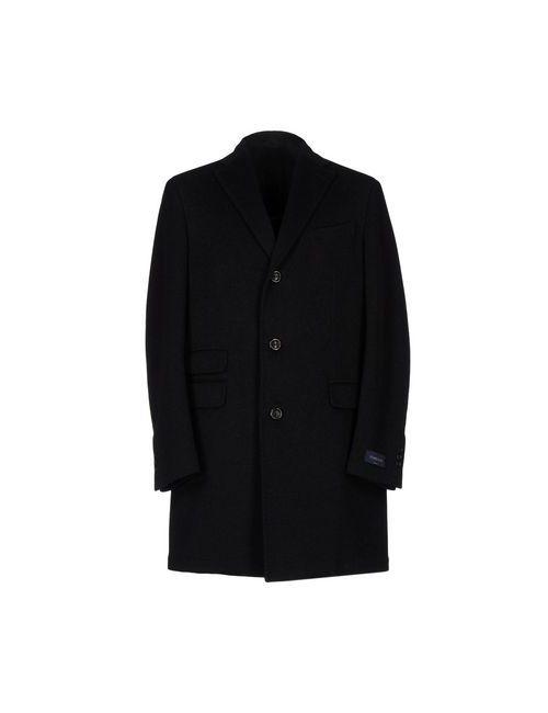 Tombolini | Мужское Серое Пальто