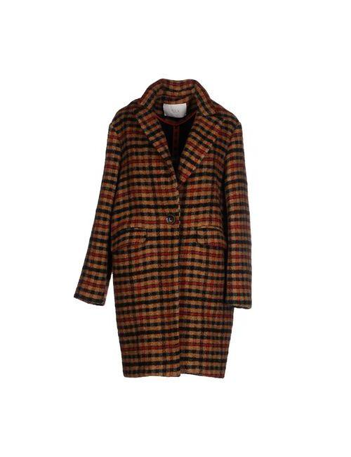Tela | Мужское Коричневое Пальто