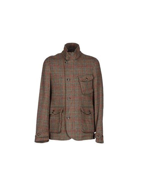 Baracuta | Мужская Хаки Куртка