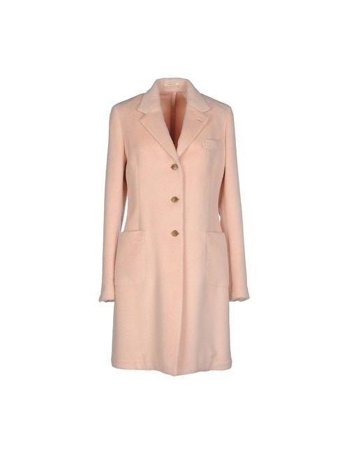 Lardini | Мужское Розовое Легкое Пальто