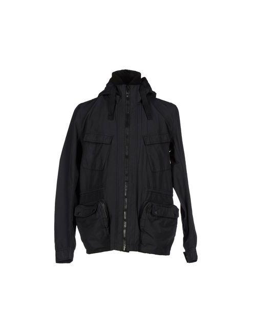 French Connection | Мужская Чёрная Куртка