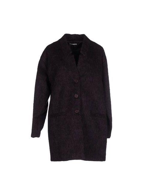 Noshua | Мужская Баклажанная Куртка