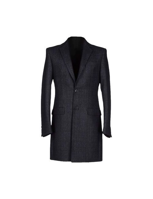 Brian Dales | Мужское Черный Пальто