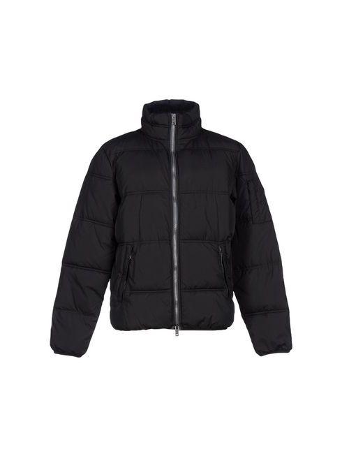 Liu •Jo Jeans | Мужская Чёрная Куртка