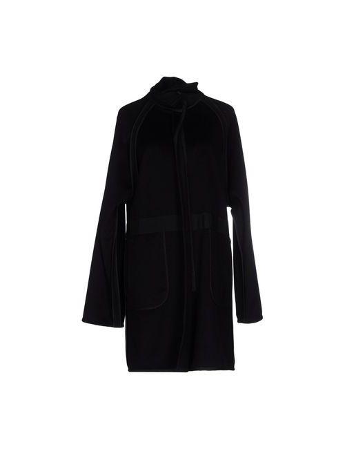 Alberto Biani | Мужское Чёрное Пальто