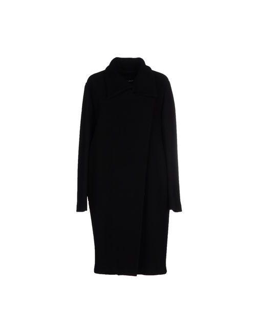 Giorgio Armani | Мужское Чёрное Пальто