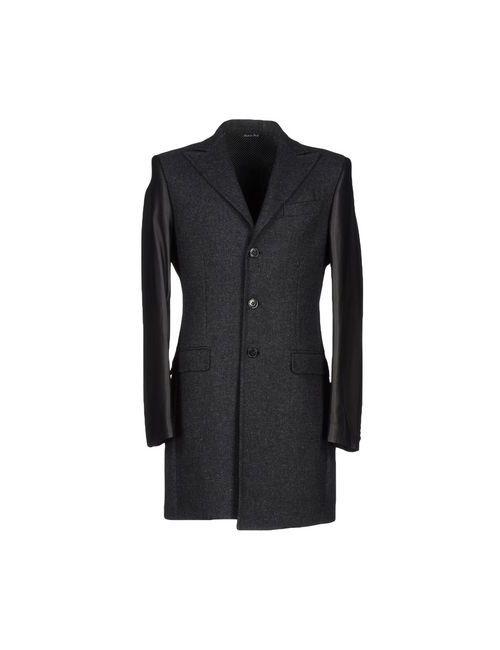 Brian Dales | Мужское Серое Пальто