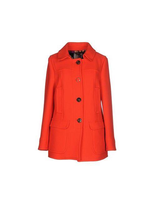 Maliparmi | Мужское Красное Пальто