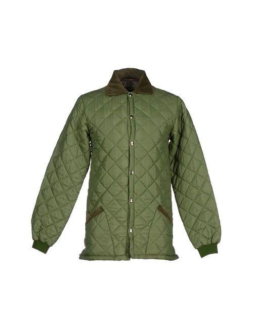 Husky | Мужская Зелёная Куртка