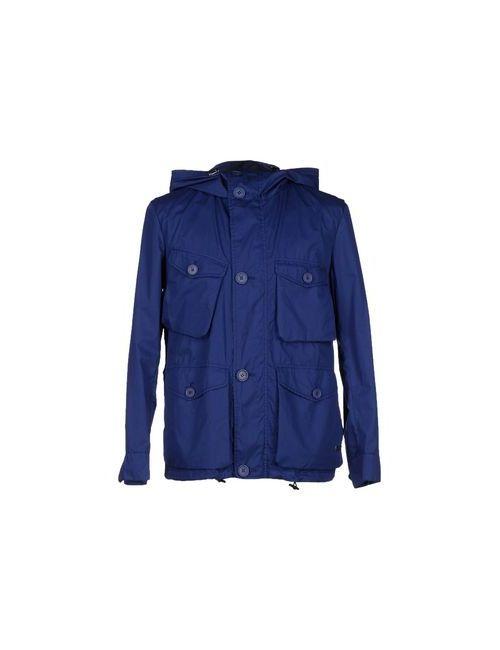 313 Tre Uno Tre | Мужская Синяя Куртка