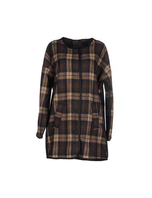 Minimum | Мужское Коричневое Легкое Пальто