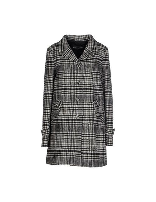 Ermanno Scervino | Мужское Чёрное Пальто