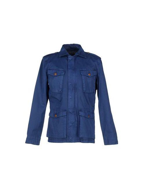 Closed | Мужская Синяя Куртка