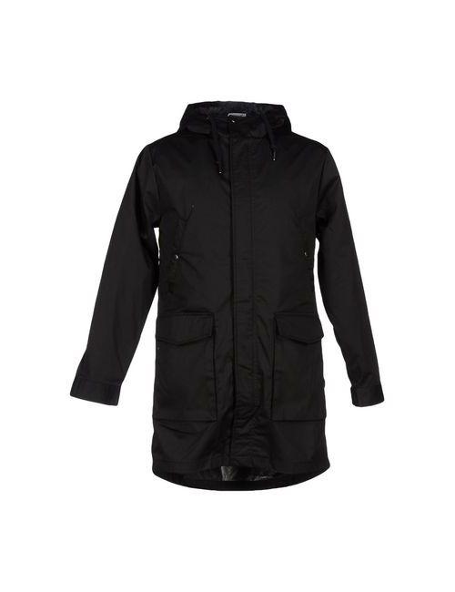 Ontour | Мужское Черный Пальто