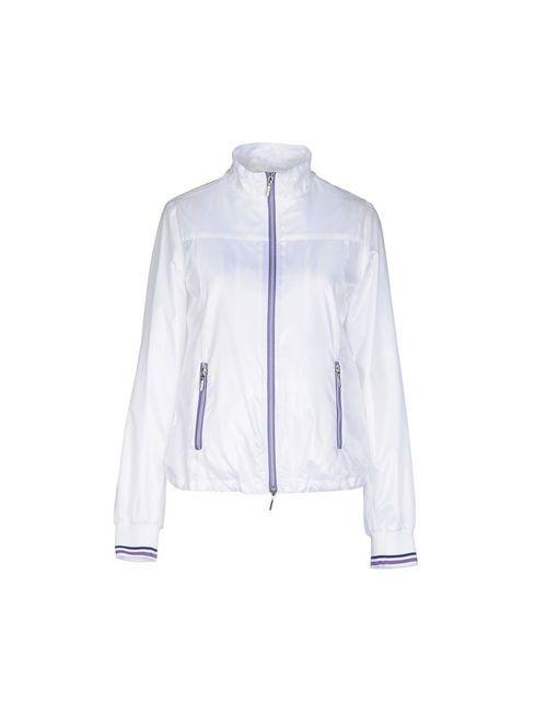 Geox | Мужская Белая Куртка