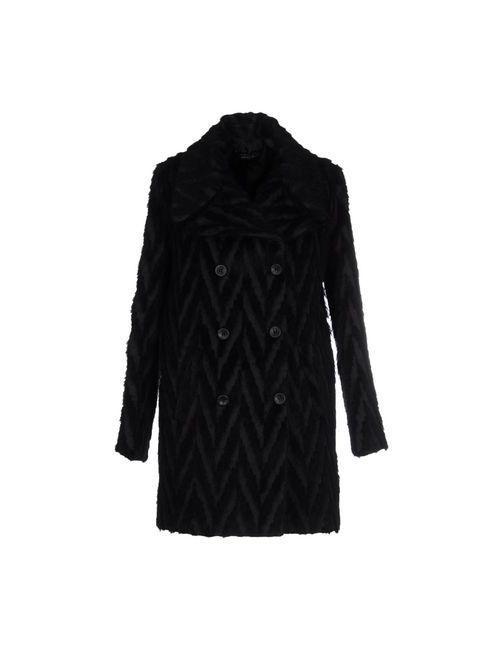 Brian Dales   Мужское Черный Пальто
