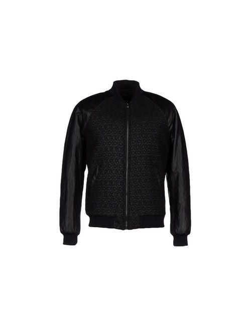 Officina 36 | Мужская Чёрная Куртка