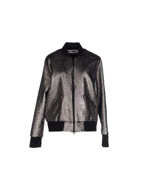 Laviniaturra | Мужская Серебристая Куртка