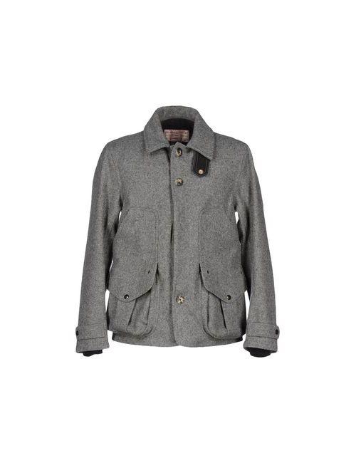 Filson Garment | Мужское Серое Пальто