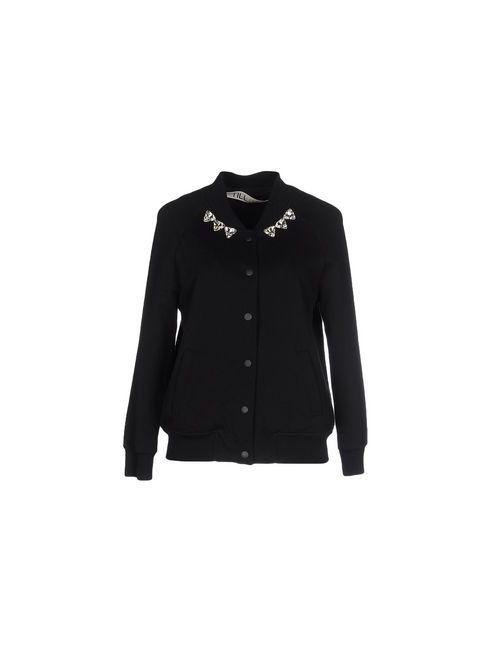 Till.Da | Мужская Чёрная Куртка
