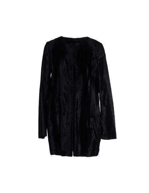 REBEL QUEEN | Мужское Черный Пальто