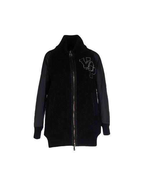 Vdp Club | Мужская Чёрная Куртка