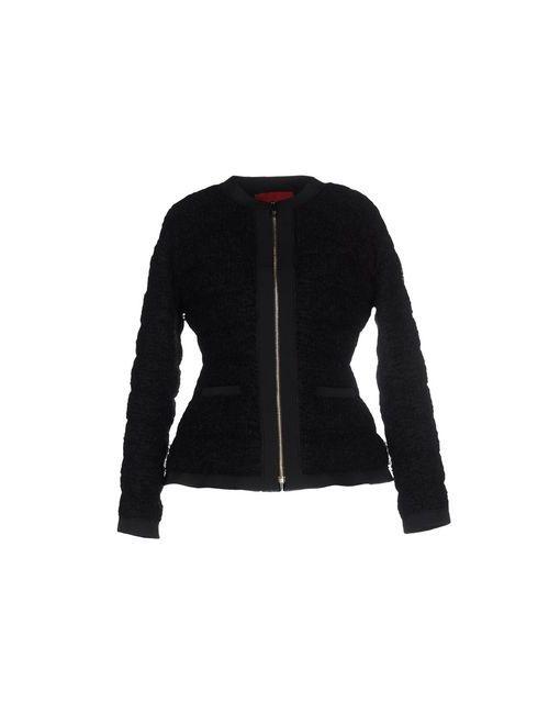 Moncler Gamme Rouge | Мужская Чёрная Куртка