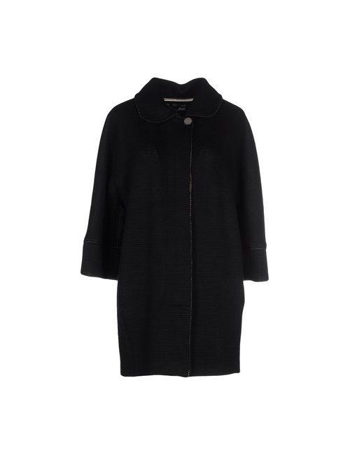 Etiqueta Negra | Мужское Чёрное Пальто