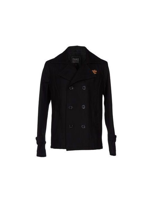 Frankie Garage | Мужская Чёрная Куртка