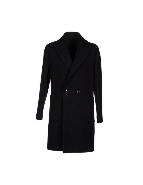 Futuro | Мужское Черный Пальто