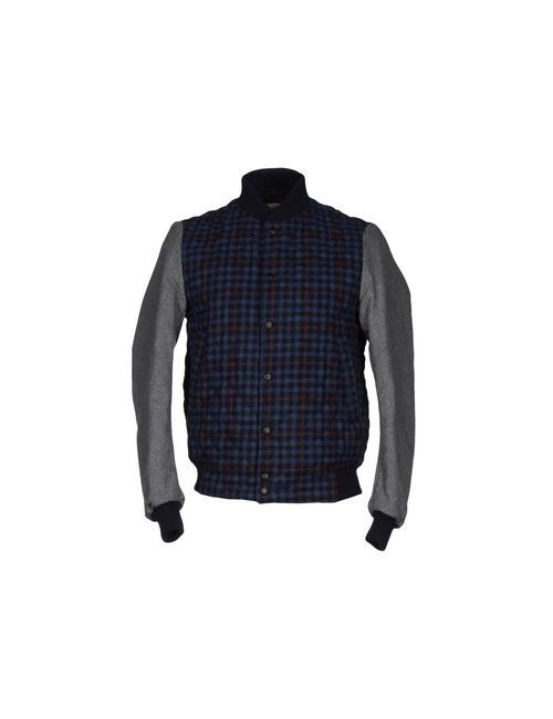 Bob | Мужская Синяя Куртка